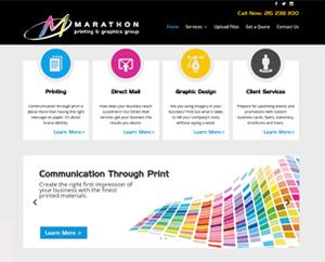 Marathon Printing and  Graphics