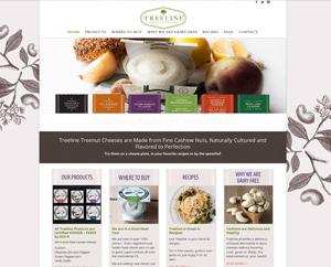 Treeline Vegan Nut Cheese