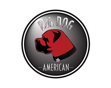 Big Dog American Logo