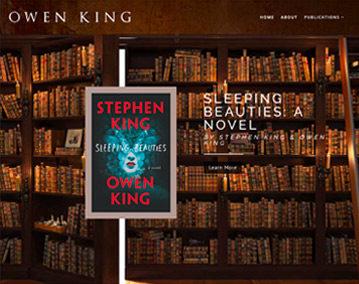 Owen King – Author