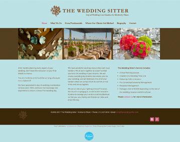 The Wedding Sitter