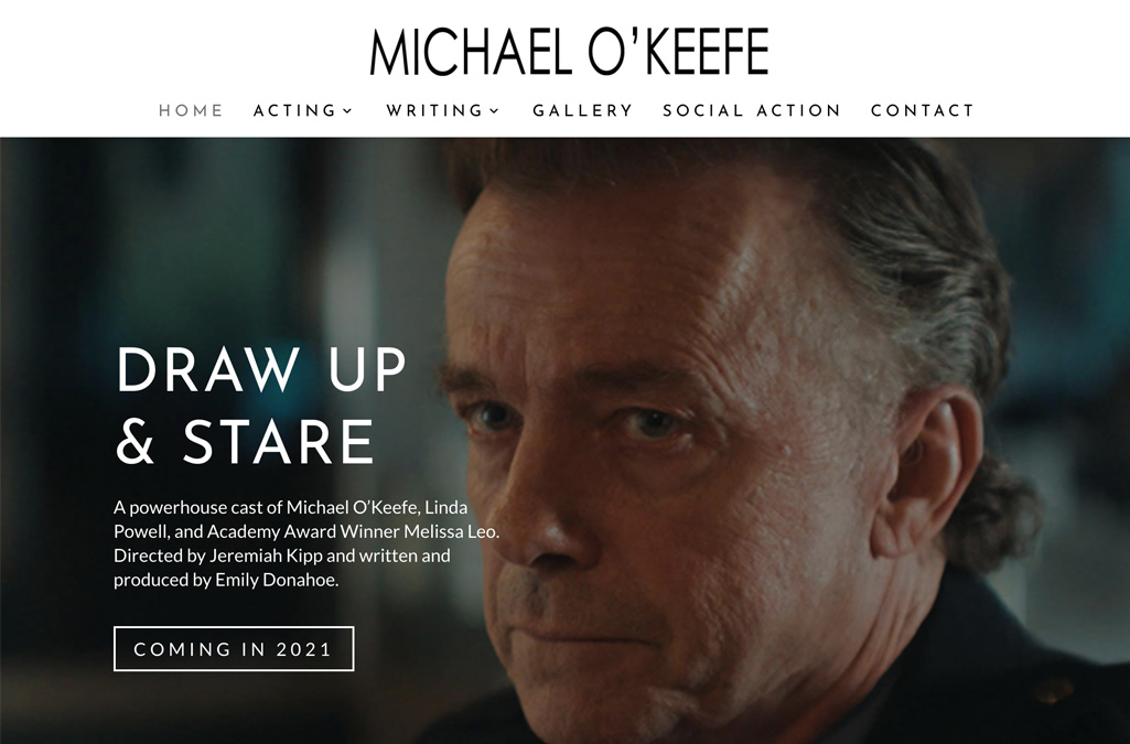 Michael O'Keefe's Website